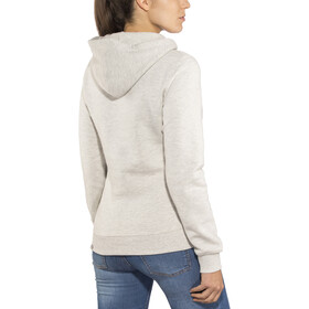 The North Face Drew Peak Pull Midlayer Mujer, wild oat heather